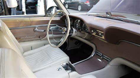 1962 Thunderbird Interior by 1962 Ford Thunderbird Interior Pictures Cargurus