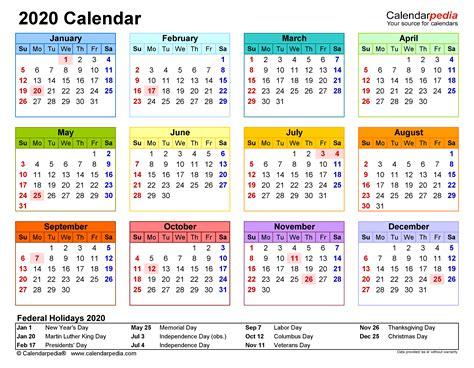 calendar  printable word templates calendarpedia