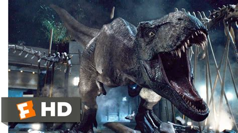 film dinosaurus tirex jurassic park was the t rex the same one science
