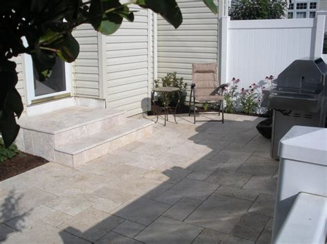 Pavers Vs Concrete Patio Paver Patios Versus Sted Concrete All Home Design Ideas Best Photos Of Paver Patios