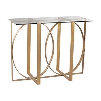 Entry Table Ls Ls Dimond Home Box Rings Entry Table In Gold