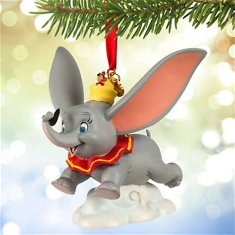 dumbo and timothy mouse sketchbook ornament 2015 from