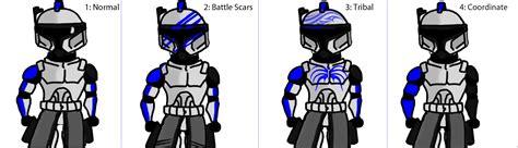 wars color scheme armor color schemes by jedi on deviantart