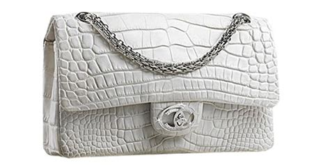 Chanel Forever Alligator top 10 most expensive handbags of 2018 from hermes to