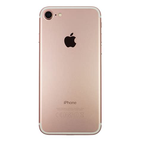 Apple Iphone 7 Rosegold 256gb apple iphone 7 256gb ros 233 gold bei notebooksbilliger de