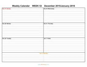 Blank Weekly Calendar Blank Weekly Calendar Template For Mac Cover Letter