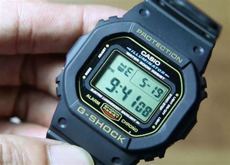 Casio Dw 5600eg casio g shock dw 5600eg 9vs indowatch co id