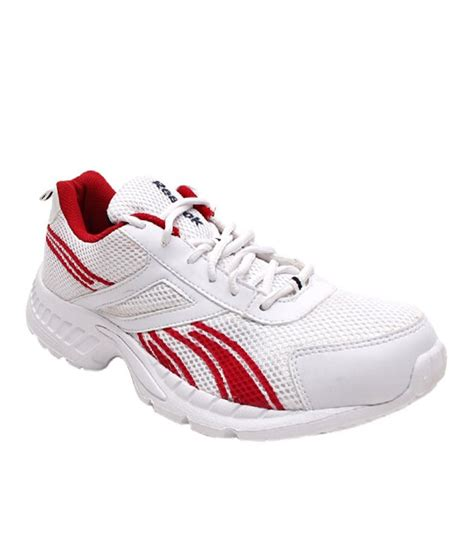 reebok mobile runner white shoes price in india buy