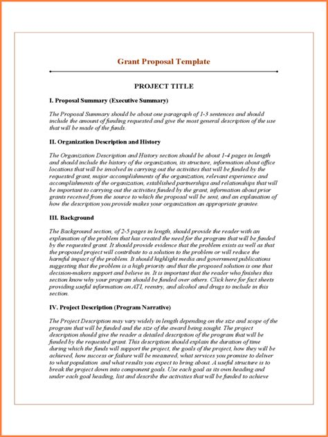 format of project proposal in school 4 sle project proposal pdf project proposal