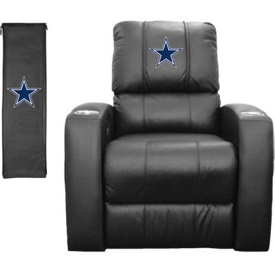 dallas cowboys recliner nfl home theater recliner dallas cowboys stargate cinema