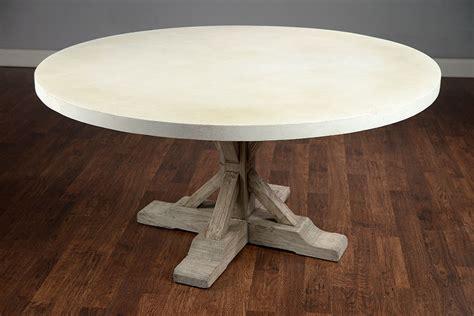 round concrete dining kristalia boiacca concrete dining table cool dining table
