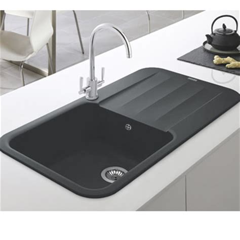 franke pebel pbg 611 970 fragnite kitchen sink rev 114