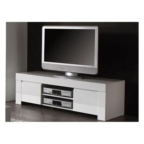 Meuble Tv Laque Blanc Design