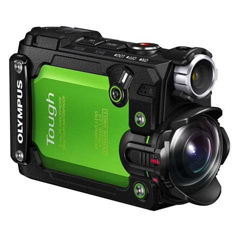 Rugged Cameras Olympus Stylus Tough Tg Tracker Waterproof Action Camera