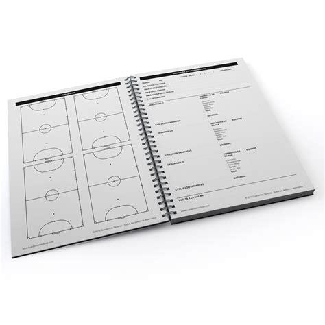 sesiones de futbol sala cuaderno de sesiones para f 250 tbol sala tama 241 o a4