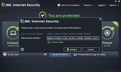 free license key to activate avg anti virus 8 paid get avg internet security latest serial codes 2015