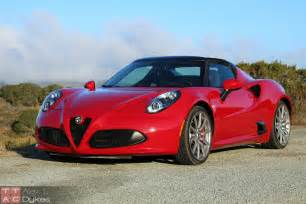 Alfa Romeo 4 C 2016 Alfa Romeo 4c Exterior 024 The About Cars