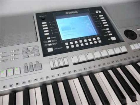 Keyboard Yamaha Psr S710 Second my new keyboard yamaha psr s710 review