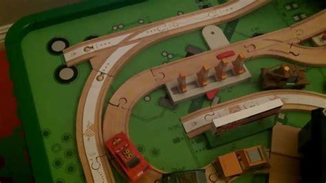 jonahs brio wooden traindisney pixar cars wood collection