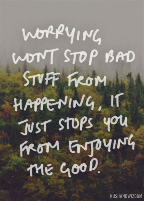 worrying   stop bad  happening pictures