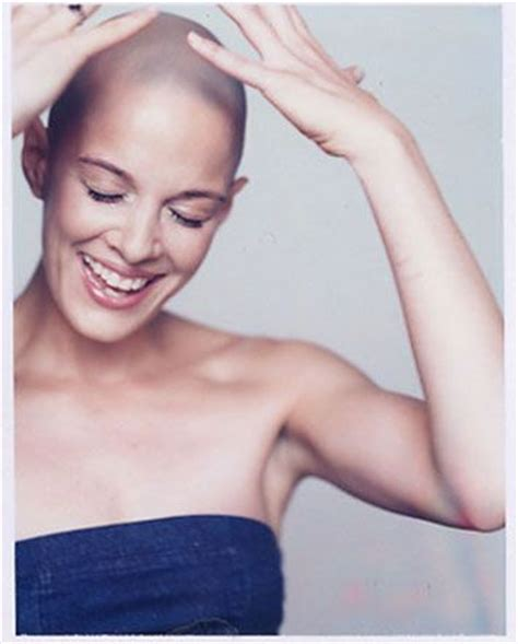 women self head shave 217 best bald beauty images on pinterest bald heads