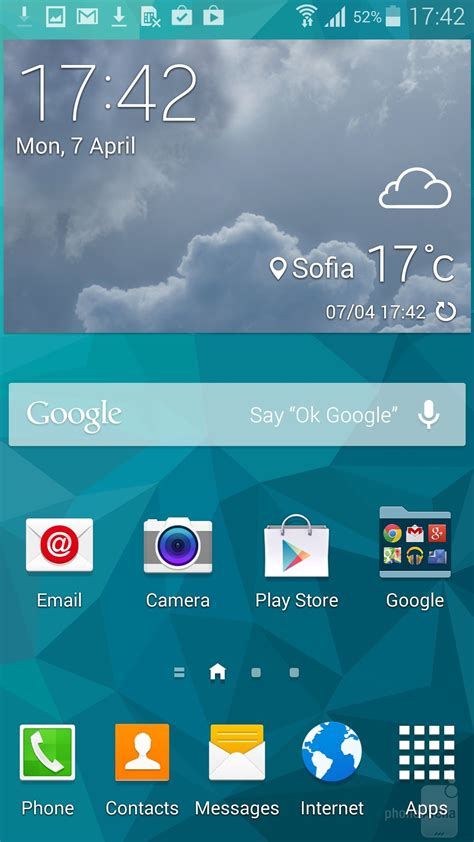 changing themes in galaxy s5 samsung galaxy s5 vs samsung galaxy s4 interface and