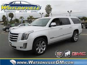 Watsonville Cadillac 2016 Cadillac Escalade For Sale Carsforsale