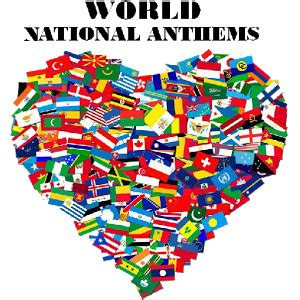 heart pattern lyrics translation national anthems patriotic songs lyrics