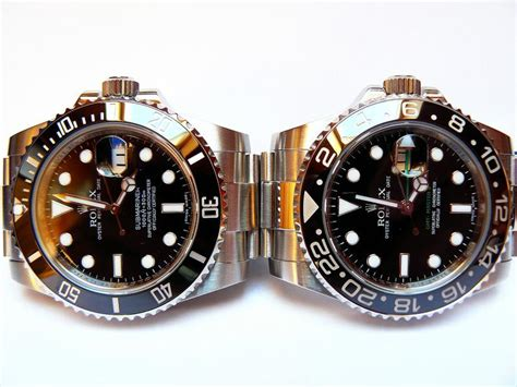 Rolex Band Polieren by Kaufberatung Submariner Oder Gmt Master Ii Uhrforum