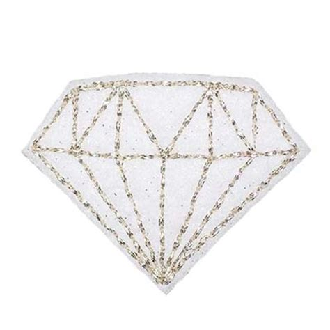 embroidery design diamond feltie machine embroidery file