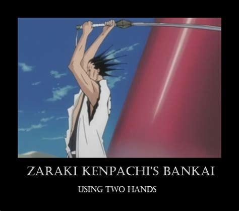 crunchyroll forum bleach kenpachi bankai shikai bleach motivational posters