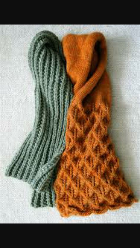 tutorial merajut scarf how to knit a scarf 12 steps with pictures wikihow
