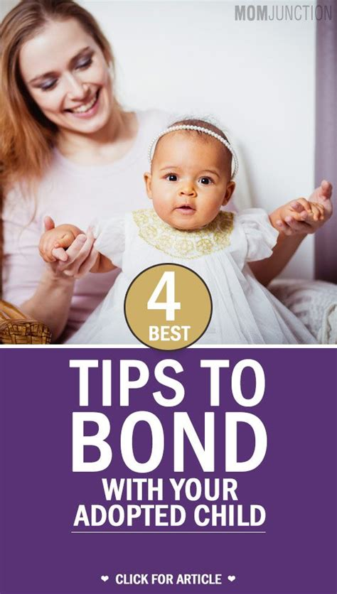 Plans To Adopt Boy by 4 Useful Tips On How To Bond With Adopted Child A Well