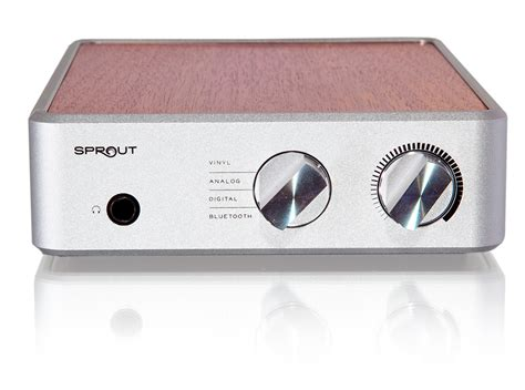 sprout integrated amplifier stuff    dont