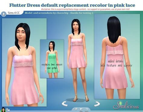sims 4 updates sims finds sims must haves free sims simlicious sims 4 default replacement dress recolor to