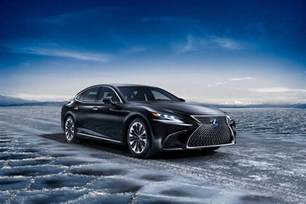 Lexus Ls 450 2018 Lexus Ls 500 F Sport To Debut In New York