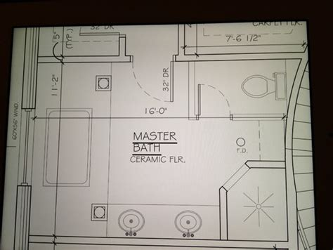 Bathroom Layout Help Need Help With Master Bathroom Layout And Selection