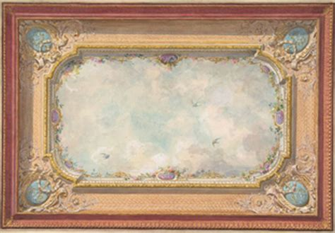 Dollhouse Ceiling Wallpaper by Dollhouse Wallpaper Ceiling Mural