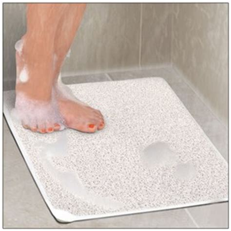 bath mats for showers maxiaids non slip hydro rug shower stall bath mat