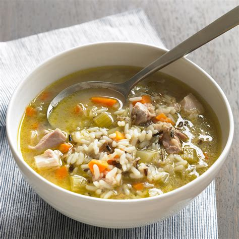wild rice chicken soup cooking light chicken and wild rice soup