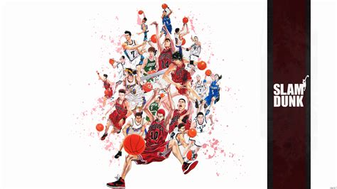 wallpaper hd anime slam dunk slam dunk by rmck2 on deviantart
