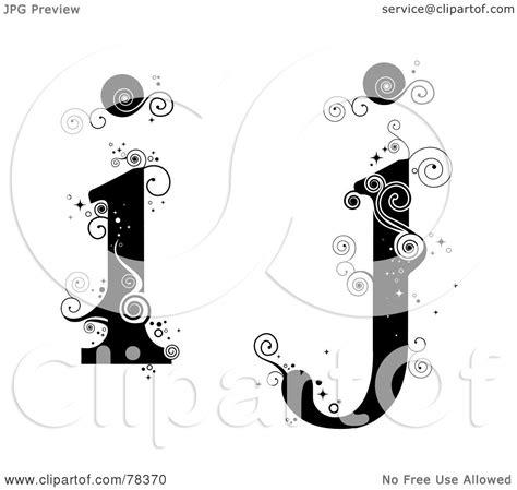 Free Illustration J Letter Alphabet Alphabetically royalty free rf clipart illustration of a vine alphabet