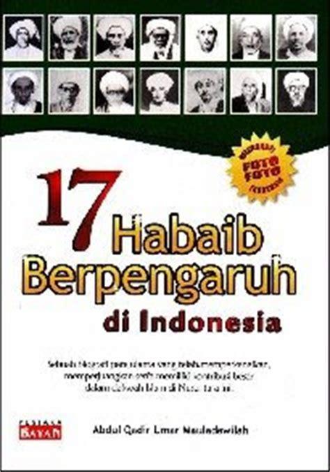 taman habaib 17 habaib berpengaruh di indonesia