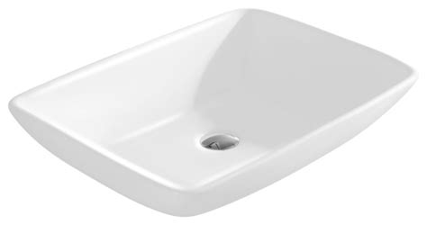 fixtures white vitreous china oval vessel sink fixtures white vitreous china rectangle vessel sink