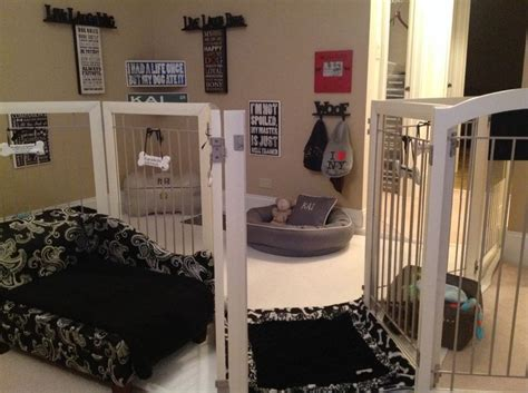 puppy room 165 best images about pawsh decor aka spaces on for dogs beds and
