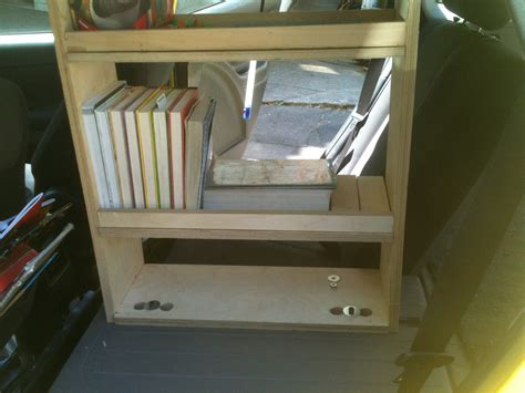 the car bookcase 2
