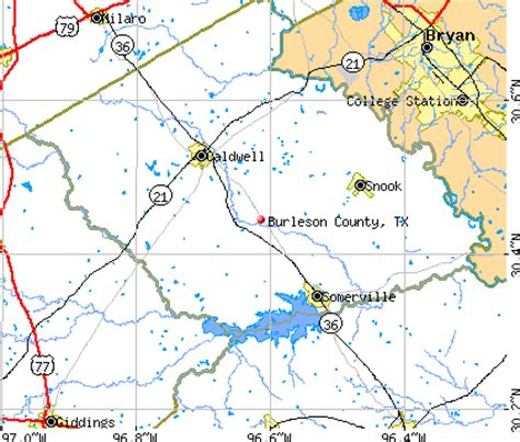 map of burleson county texas burleson county texas detailed profile houses real estate cost of living wages work