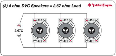 wiring 2 4ohm dvc subs for 2ohm load honda tech honda