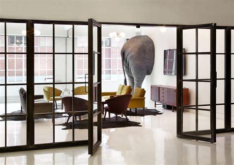 mother londons fantastic office interior design  build
