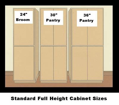 kitchen cabinet height from floor pantry cabinet kitchen pantry cabinet sizes with kitchen